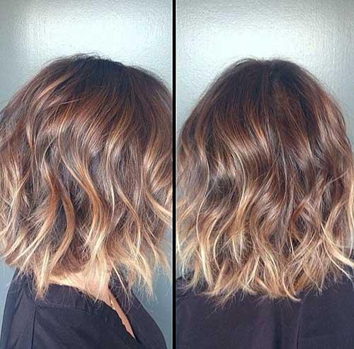 20 Best Brunette Bob Haircuts Bob Hairstyles 2018