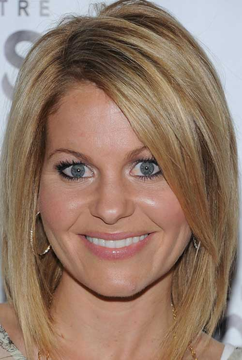 Candace Cameron Bure Short Medium Hair