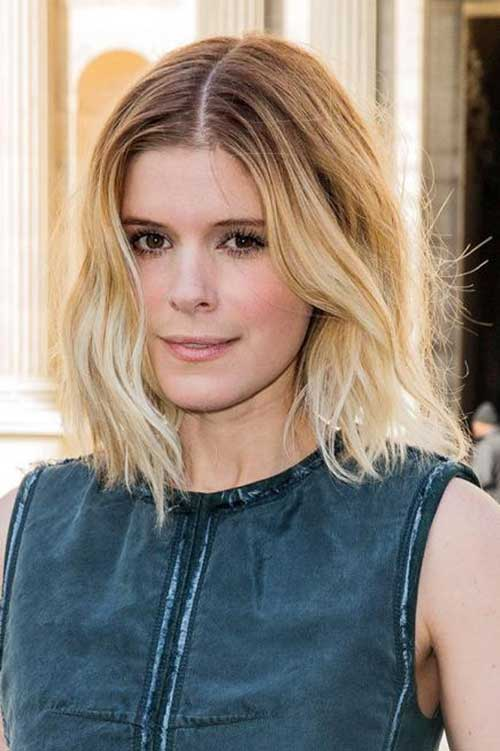Kate Mara Celebrity Bob Haircuts