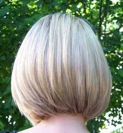 Chic Bobbed Hairstyles