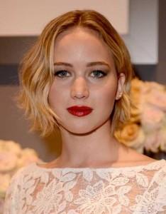 Best Jennifer Lawrence Bob Cut