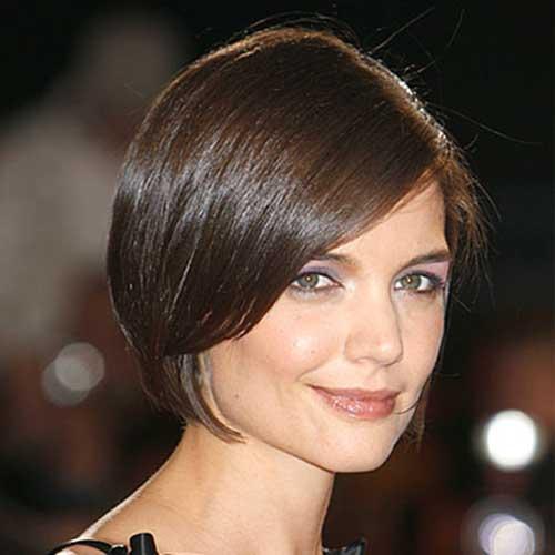 Katie Holmes Bob Hairstyles