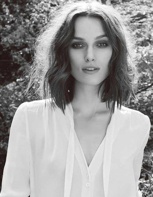 Keira Knightly Bob Cut