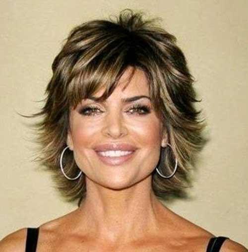 Lisa Rinna Bob Hairstyles