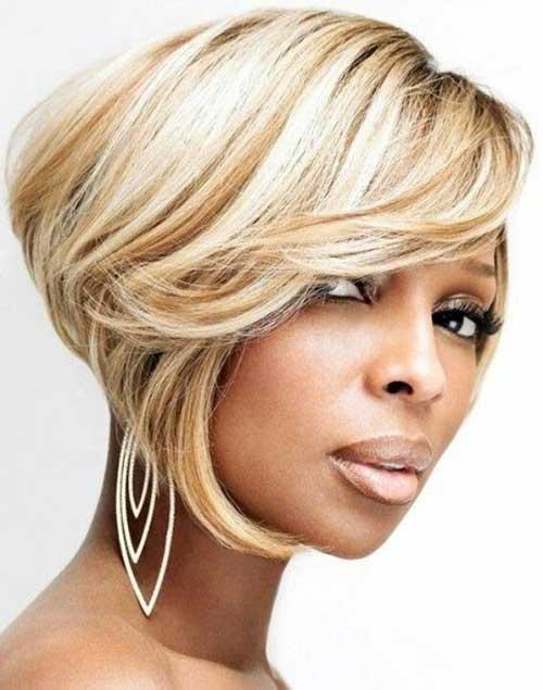 Mary J. Blige Bob Hair
