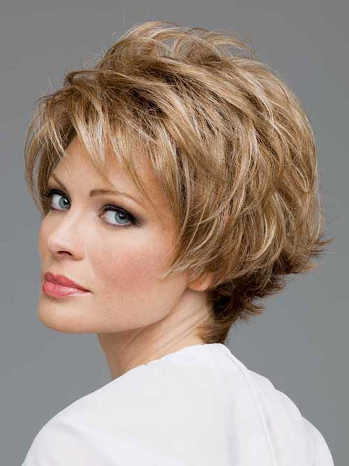Pics of Short Layered Bob Haircuts