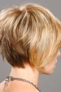Best Short Haircuts Back View