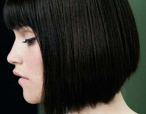 Best Short Straight Black Hair