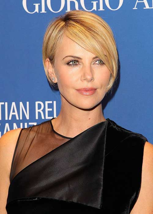 Very Short Straight Bob Hairstyles