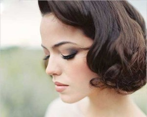 Wedding Style Short Hair
