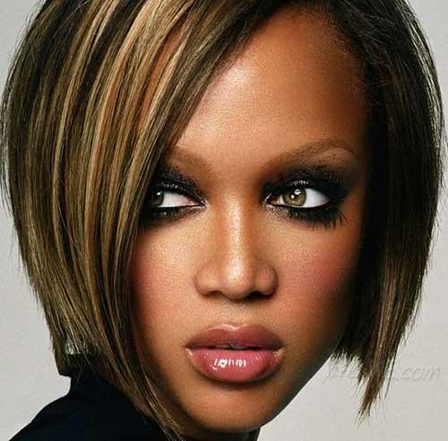 Tyra Banks Bob Hair
