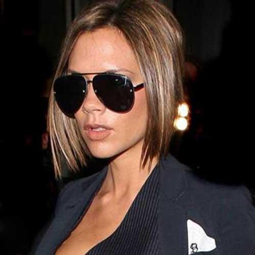 Victoria Beckham Bob Style