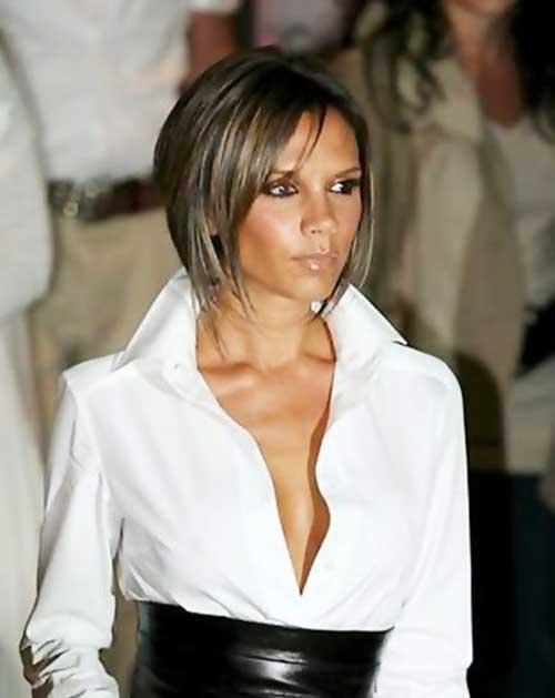 Victoria Beckham Hairdo