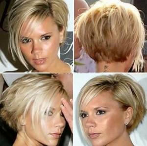 Victoria Beckham's Bob Haircut