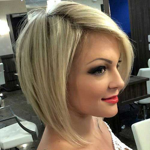 hair up styles for bobs 30 best angled bob hairstyles bob hairstyles 2018 8043