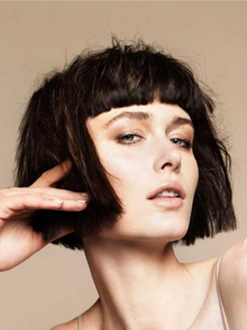 Best Blunt Bob Hairstyles Ideas