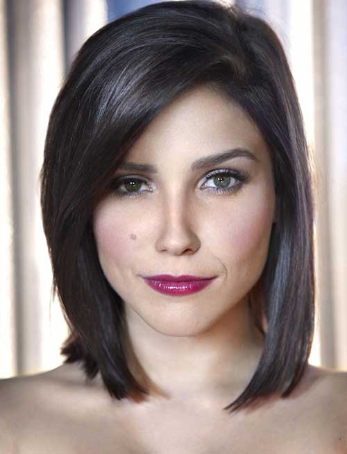 Best Dark Straight Hair Bob Cuts