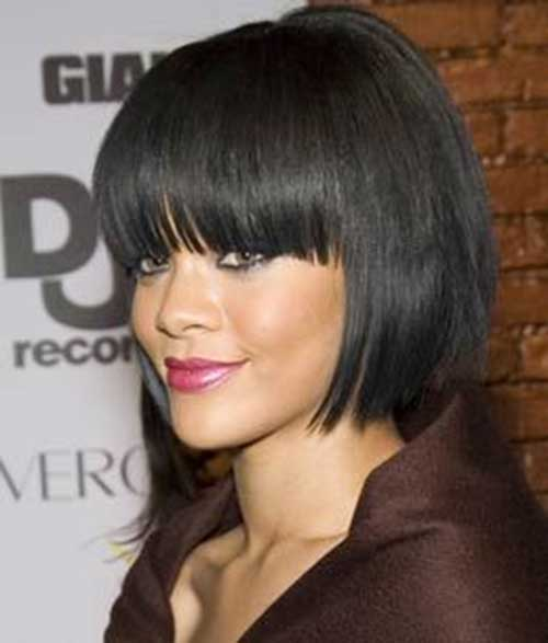 Blunt Bob Hairstyles Images