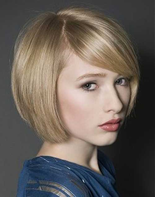 Blonde Bob Hairstyles Images