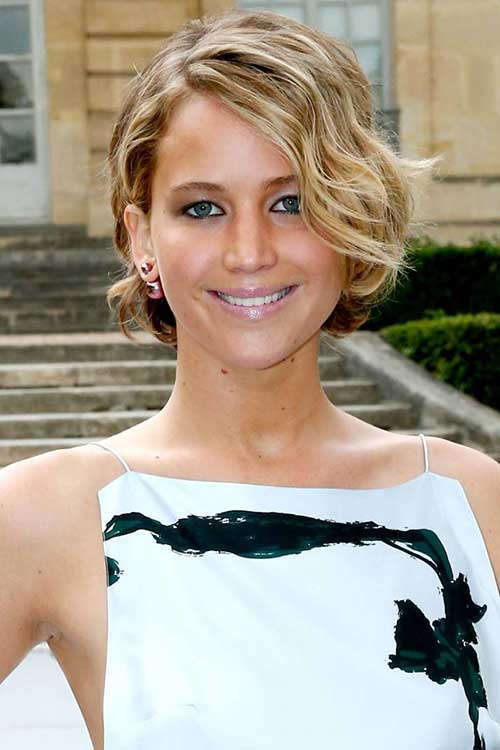 Celebrity Highlighted Bob Hairstyles