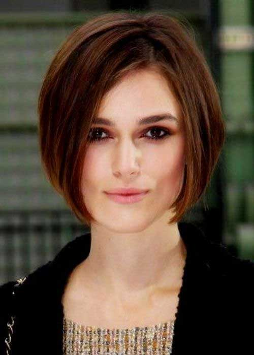 Celebrity Straight Short Bob Cuts