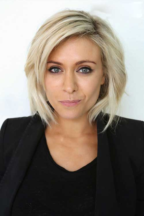 Chic Side Swept Bob Hairstyles