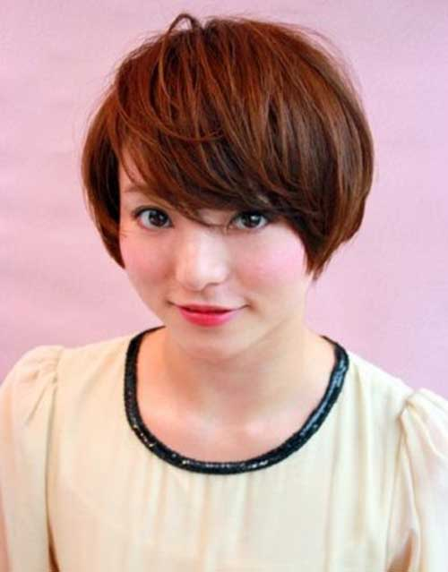 Cute Short Japanese Bob Haircuts