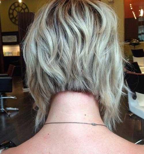 Hair Bobs Angled