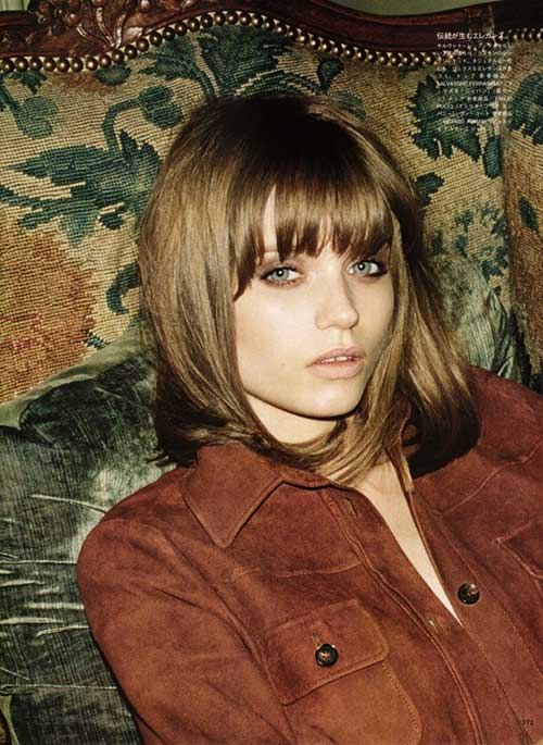 Best Light Brown Bob Hairstyles