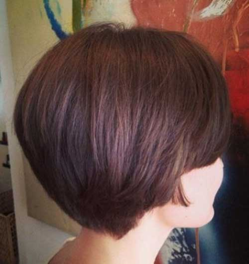 Short Bob Cut Ideas Side View