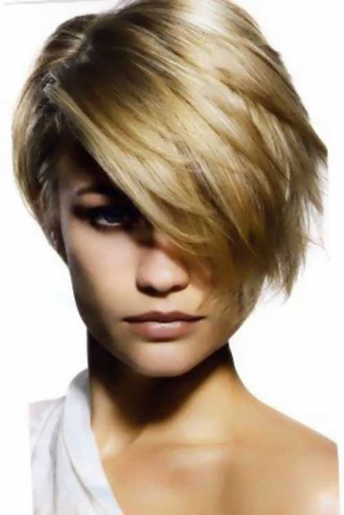 Trendy Asymmetrical Bob Hairstyles