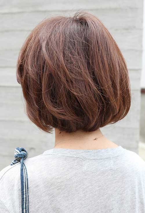 hair back view styles back view of bob haircuts bob hairstyles 2018 8458