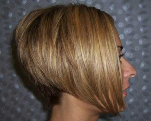Best Blonde Angled Bob Style Ideas Pictures