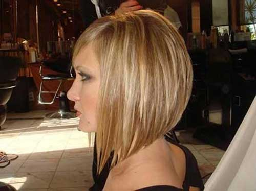 Best Blonde Layered Bob Hairstyles 2014