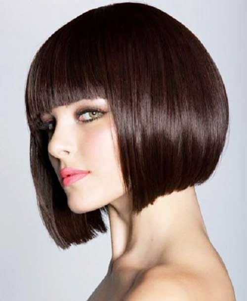 Blunt Casual Bob Cut Ideas