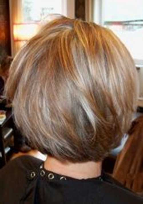 Bob Cut Back View Ideas Photos