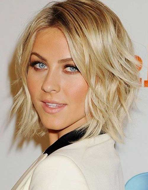 Bob Hairstyles for Thin Wavy Hair