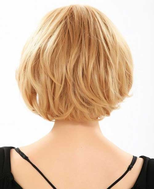 Chic Bob Haircuts Back View