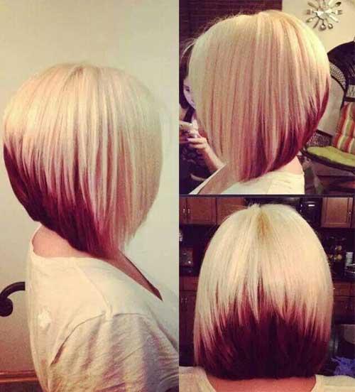 Chic Bob Style Haircuts