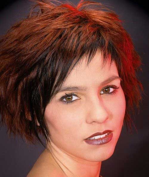 Short Bob Hairstyles For Thick Hair With Bangs Hairstyles