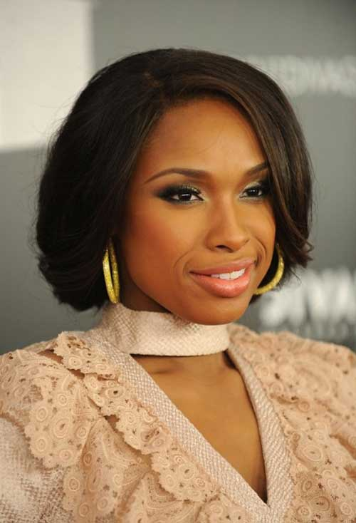 Classic Bob Cut for Black Women