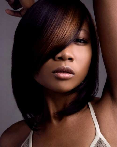 Classy Bob Hairstyles for Black Women