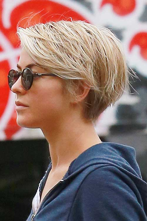 Cool Pixie Cut Bob Look