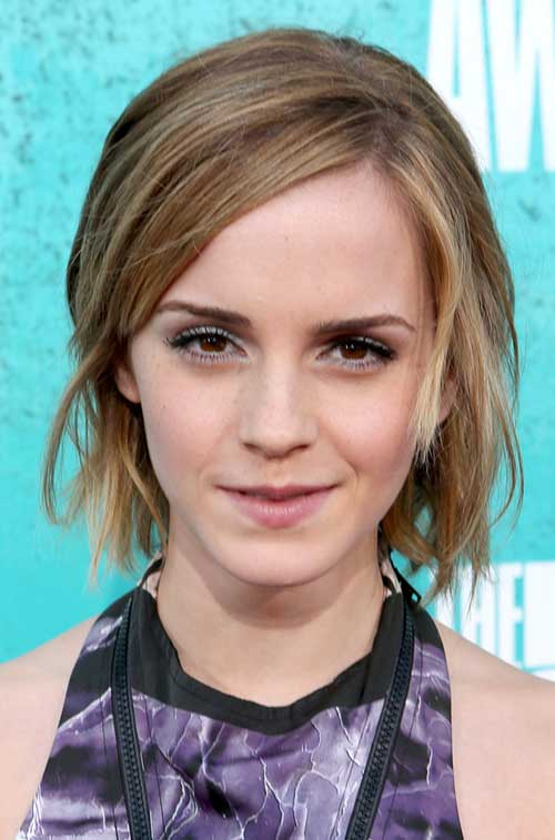 Cute Bob for Fine Hair Style 2014