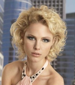 Daily Curly Bob Hairstyles 2014-2015