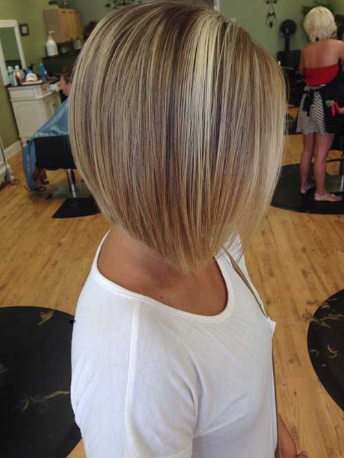 Hairstyles For Inverted Bob Side
