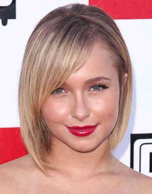 Hayden Panettiere Bob Haircuts Idea