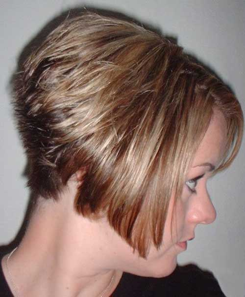 New Inverted Angled Bob Hairstyles