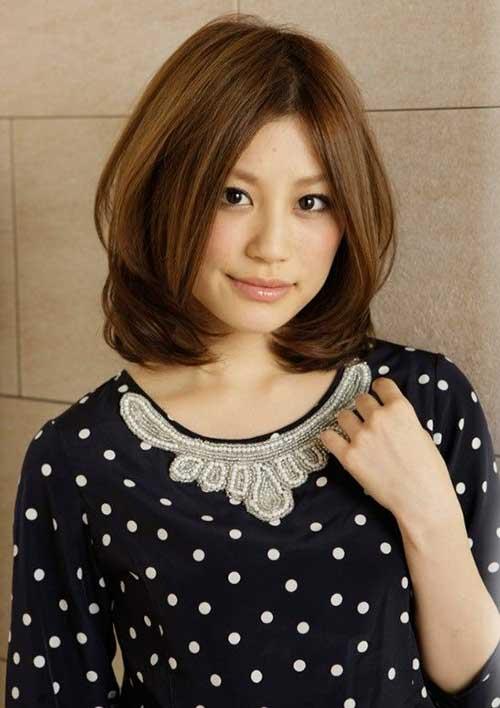 Japanese Style Bob Hair