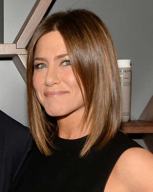 Jennifer Aniston Bob Hairstyles Bob Hairstyles 2018 Short